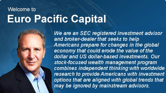 Welcome to Euro Pacific Capital